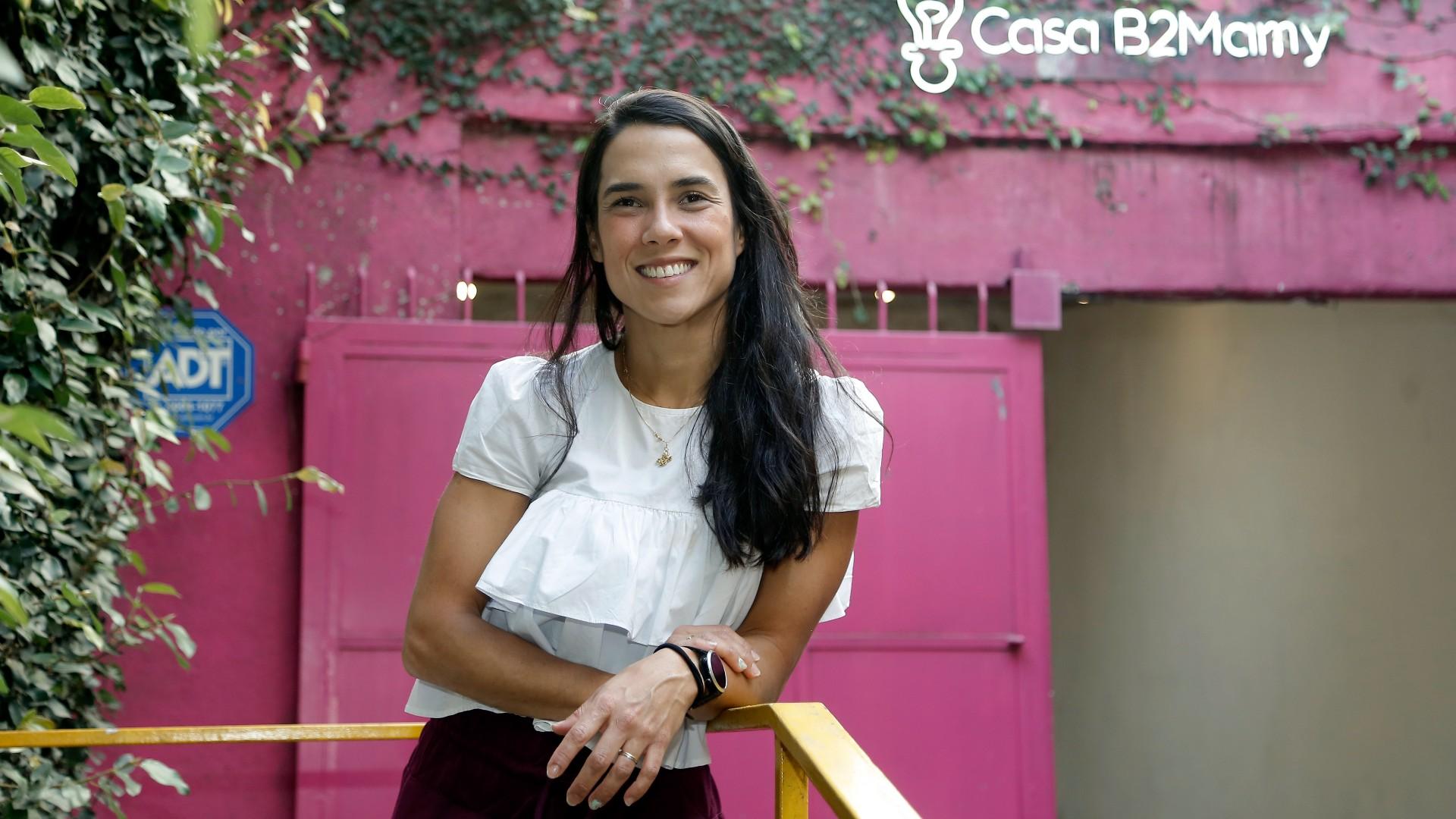 Rafaela Bassetti, da Wishe (Paulo Sergio Liebert Augusto/Divulgação)